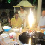 31 BBQ party