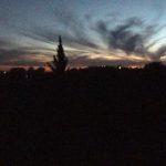 Spartia Sky at Sunset - Picture from Amari VIlla